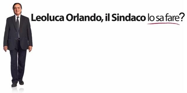 Sondaggio sul terzo anno del sindaco Orlando