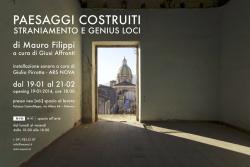 "Mauro Filippi - ""Paesaggi costruiti"""