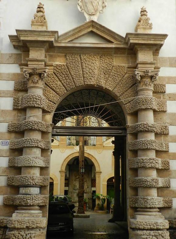 Palazzo Castrone-Santa Ninfa