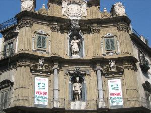 Palazzo Rudinì in vendita