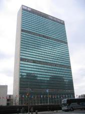 Palazzo di Vetro dell'Onu