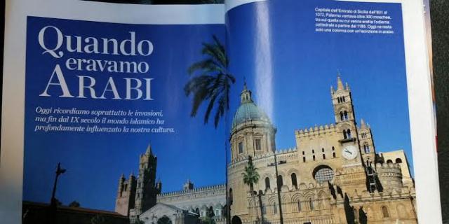 Palermo sul National Geographic con il Percorso Arabo-Normanno