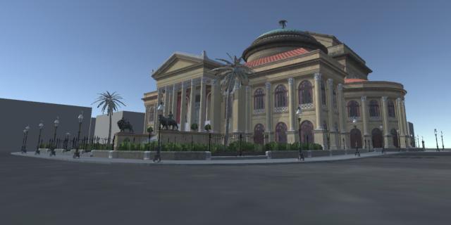 Palermo3D ricostruisce la città tridimensionale