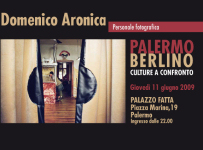 "Domenico Aronica - ""Palermo Berlino - Culture a confronto"""