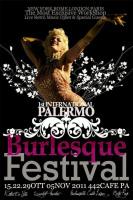 """Palermo Burlesque Festival"""