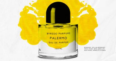 """""""Palermo"""" di Byredo"""