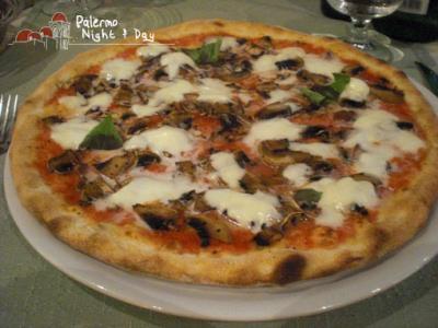 Palermo Night&Day, la pizza