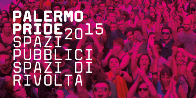 """""""Palermo Pride"""" 2015"""