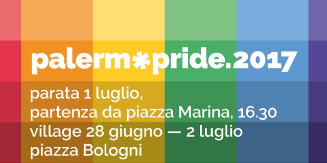 """""""Palermo Pride"""" 2017"""