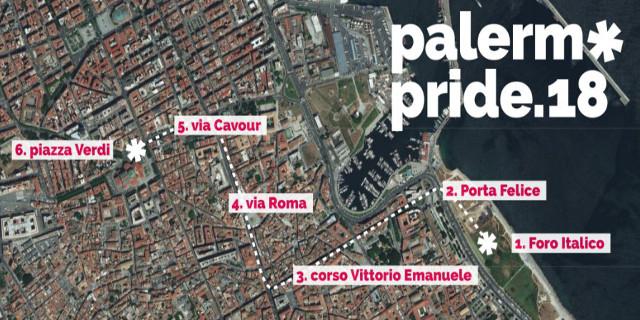"""""""Palermo Pride"""" 2018"""