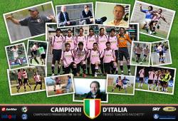 La primavera del Palermo è campione d'Italia