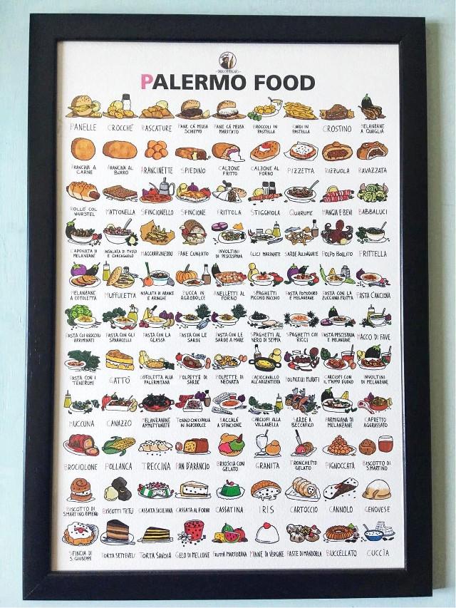 Palermo food (Dario Campagna)