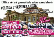 """""""Palermo si rifiuta"""""""