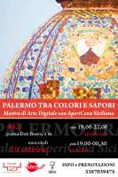 """""""Palermo tra colori e sapori"""""""
