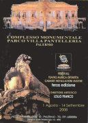 """Parco Villa Pantelleria Teatro Festival"""