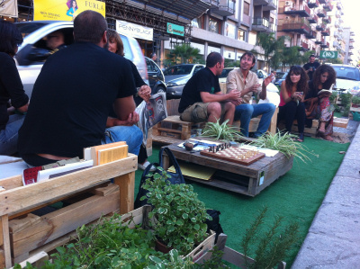"""""""Park(ing) Day"""" 2012 anche a Palermo"""