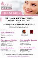 """""""Parliamo di endometriosi"""""""