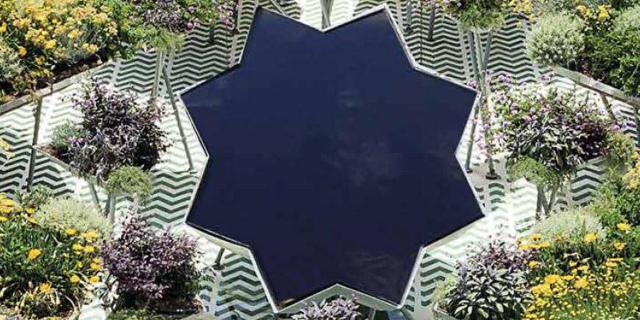 Ci sarà un giardino in piazza del Parlamento davanti al Palazzo Reale