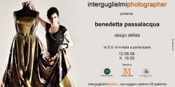 Benedetta Passalacqua da Interguglielmi atelier