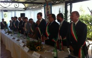 """54 sindaci hanno firmato il """"Patto di Ventimiglia"""""""