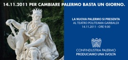"""""""Per cambiare Palermo basta un giorno"""""""
