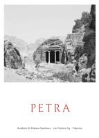 """Paolo Morello - """"Petra"""""""