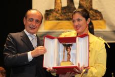 """Premio """"Colapesce"""" 2009 a Stefania Petyx e a Striscia la Notizia"""