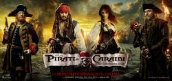 """""""Pirati dei Caraibi 4 - Oltre i confini del mare"""""""