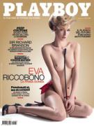 Eva Riccobono su Playboy