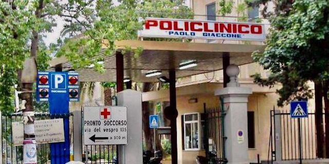 Coronavirus, raccolta fondi per il Policlinico di Palermo