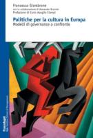 """Francesco Giambrone - """"Politiche per la cultura in Europa - Modelli di governance a confronto"""""""