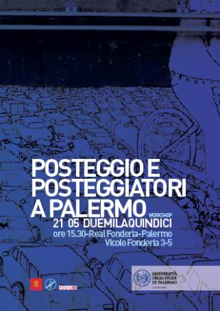 """""""Posteggio e posteggiatori a Palermo"""" alla Real Fonderia"""