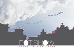 """Pot show – Urban spring"" 2011"
