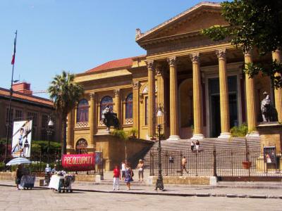 Esordisce il Movimento Pre|occupati Palermo per la Cultura