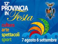 """Notte in festa"", la notte bianca di ""Provincia in festa"" a Palermo"