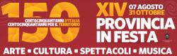 """Provincia in festa"" 2011"