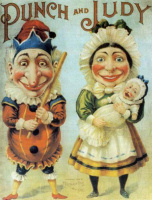 """Punch and Judy"""