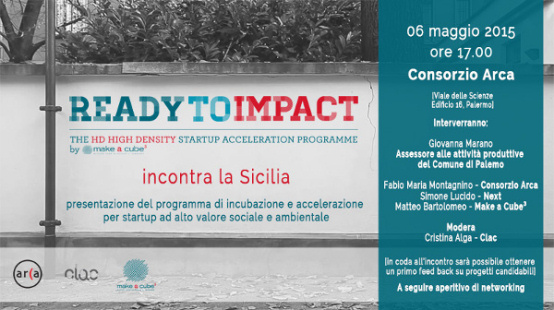 """Ready to Impact"""