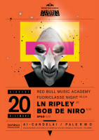 """Red Bull Music Academy - Fuoriclasse Night"""