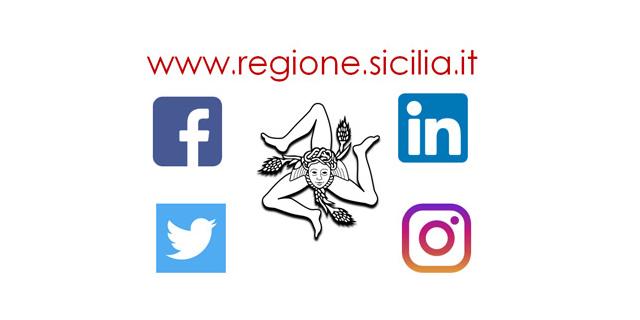 Regione Siciliana, sito web e canali social ai primi posti in Italia