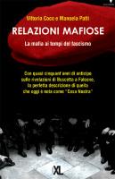 """Vittorio Coco e Manoela Patti - """"Relazioni mafiose"""""""