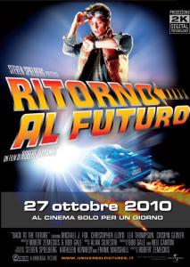 """""""Ritorno al futuro"""" compie 25 anni e torna al cinema, anche a Palermo"""