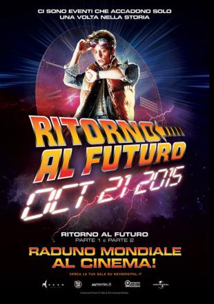 """""""Ritorno al futuro day"""" al cinema anche a Palermo"""
