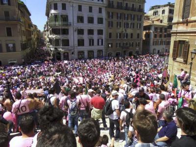 Roma rosanero