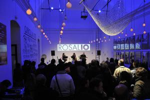L'Atelier del Nuovo Montevergini durante il quarto compleanno di Rosalio