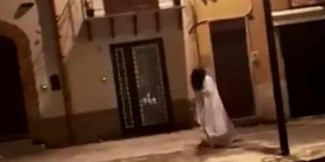 """Avvistata anche a Palermo """"Samara"""", dietro c'è un collettivo artistico?"""