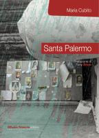 "Maria Cubito - ""Santa Palermo"""