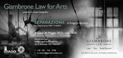 """Gregorio Bertolini - """"Separazione..."""""""