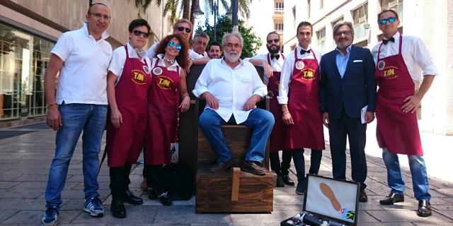 Sono tornati i lustrascarpe a Palermo