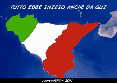 Sicilia tricolore